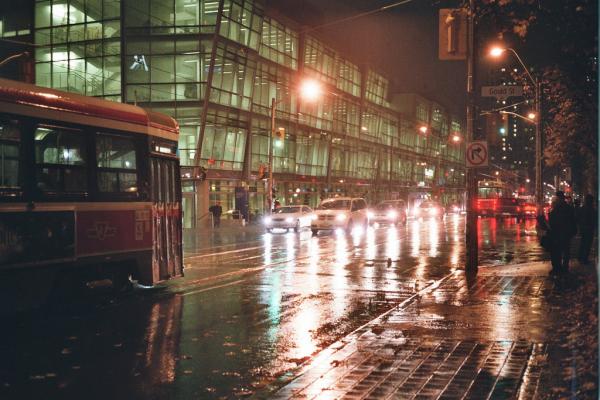 Proposition sur la taxe des eaux pluviales de la ville de Toronto