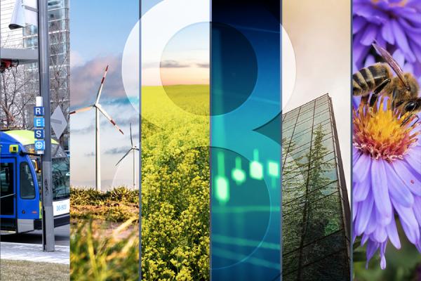 8 raisons pour le Canada de bâtir une économie propre maintenant
