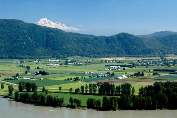 Rapport de la Pacific Parklands Foundation et de la Fondation David Suzuki : Natural Capital in BC's Lower Mainland